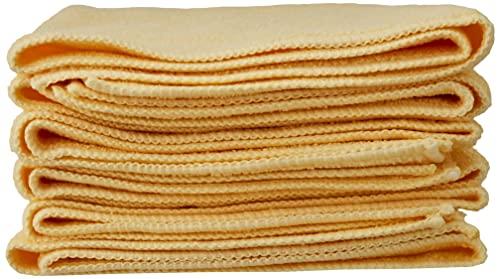 AmazonBasics Mikrofaser-Reinigungstücher, dick, 3 Stück - 3