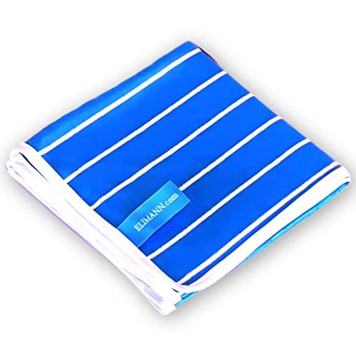 1er Bambus Hochglanz Reinigungstuch Bambustuch Poliertuch Fenstertuch Glaspoliertuch Antibakterielles Geschirrtuch Putztuch Tuch für streifenfreien und fusselfreien Glanz im Haushalt Büro und Auto