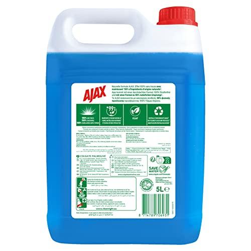 AJAX Glasreiniger 3-Fach Aktiv, 1er Pack (1 x 5 l) - 3
