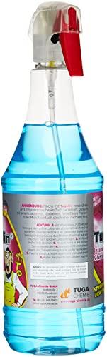 TUGA Tugalin Nano Hochleistungs Glas Reiniger, 1000 ml Sprühflasche - 2