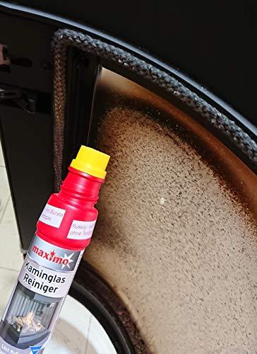 Kaminglas Reiniger, 3 Flaschen á 200ml - 3