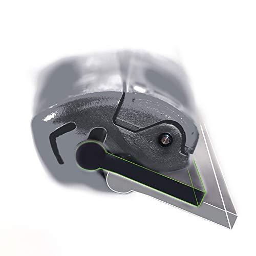 Fensterwischer Unger Ergotec Ninja komplett 30 cm bestehend aus ErgoTec Ninja Griff & Schiene - 8