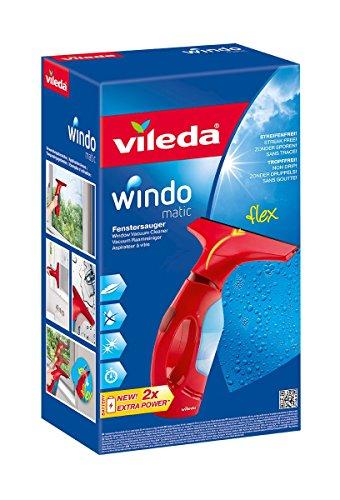 Vileda Windomatic Fenstersauger mit Spray Einwascher - 2