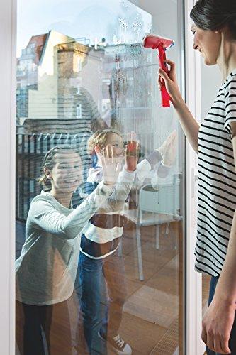 Vileda Windomatic Fenstersauger mit Spray Einwascher - 8