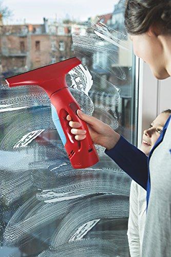 Vileda Windomatic Fenstersauger mit Spray Einwascher - 6