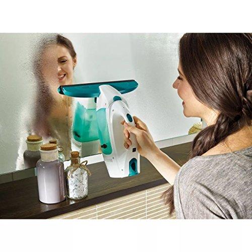 """Leifheit 51002 Fenstersauger """"Dry und Clean"""" mit Einwascher - 5"""