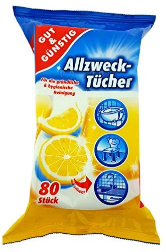 Feuchte Reinigungstücher Antibakteriell - 3