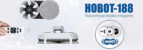 Smartbot Hobot-188 Fenster-Putzroboter - 3