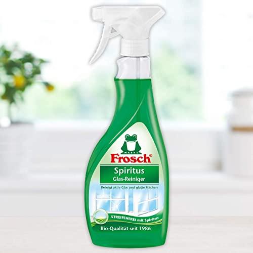 Frosch Spiritus Glas Reiniger Sprühflasche, 2 x 500 ml - 2