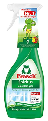 Frosch Spiritus Glas Reiniger Sprühflasche, 2 x 500 ml - 3