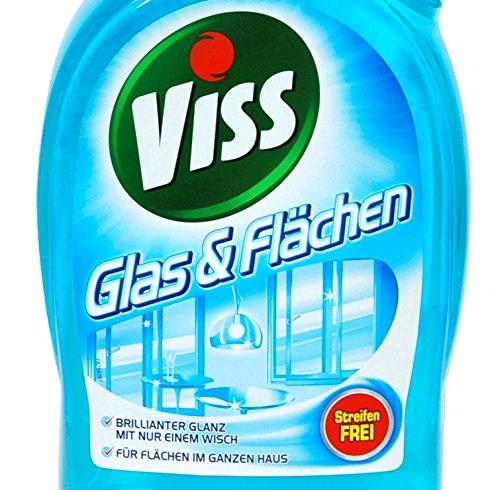 Viss Kraft & Glanz Reiniger Spray, 3 x 750 ml - 2