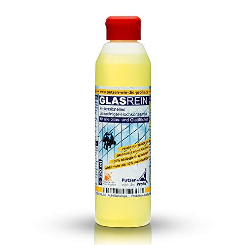 Profi-Glasreiniger, Konzentrat, 250 ml