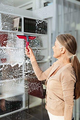 Vileda Profi Fensterwischer Handgerät für einen streifenfreien Durchblick - 3