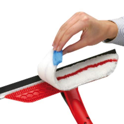 Vileda Profi Fensterwischer Handgerät für einen streifenfreien Durchblick - 6