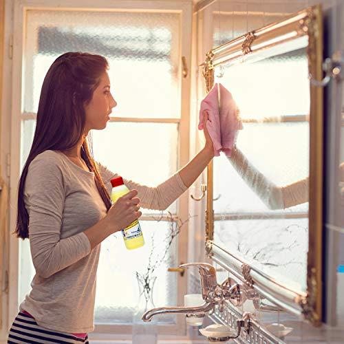 Profi-Glasreiniger Konzentrat, 500 ml | Fensterreiniger mit Lotuseffekt | Für Glatt- und Glasflächen | Tierversuchsfreies, umweltfreundliches Produkt von GlasRein - 6